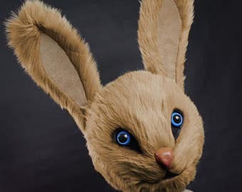 Cosplay/Costume Wearable Furry Rabbit Head Furries