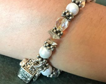 Prayer Box Bracelet