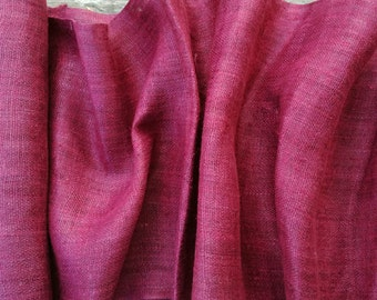 hmong hemp fabric handwoven by the meter (H139)