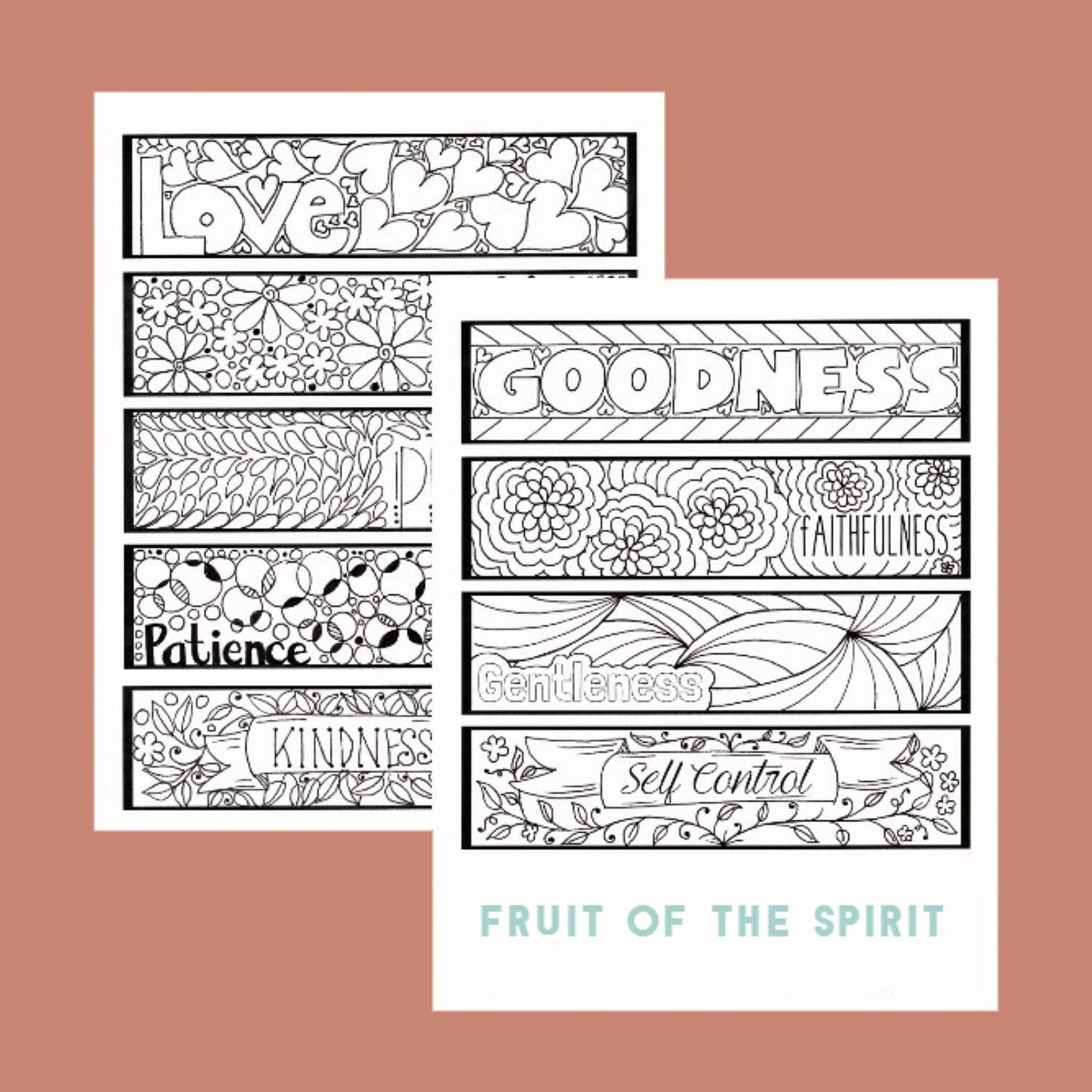 Religious bookmarks to color - Color Your Own Bible Verse Bookmarks Christian Bookmarks Bible Bookmarks