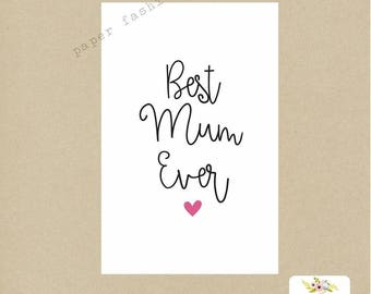 Best Mum Ever