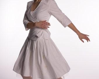 "Bridal dress ""Hermia 2"""