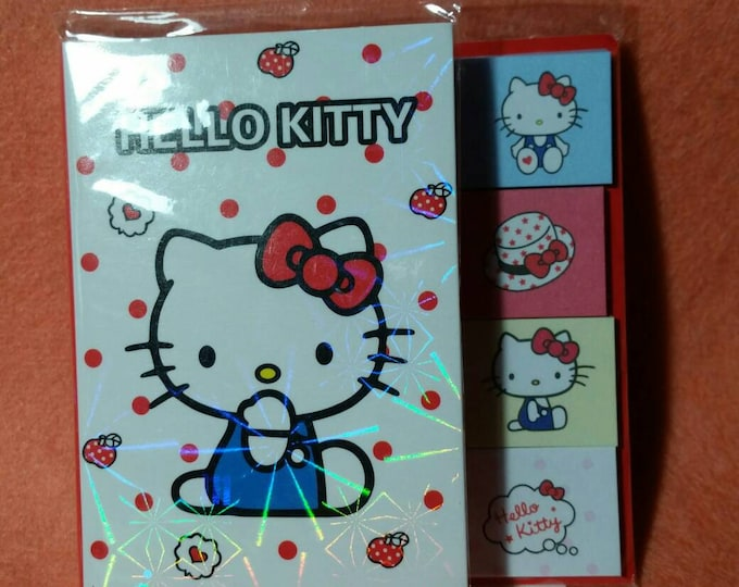 Hello Kitty Sticky Note Book
