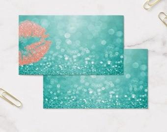 rose business card etsy. Black Bedroom Furniture Sets. Home Design Ideas