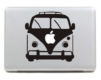 MacBook 11 inch decal sticker VW Van art cover for Apple Laptop