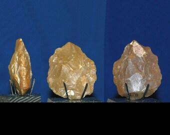 Neanderthal ovate biface axe