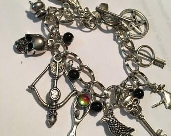 Morrigan Charm Bracelet