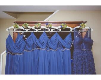 Succulent Bridesmaid Hanger