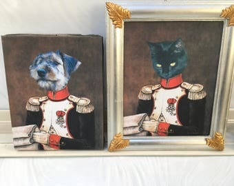 Dog and Cat Portaits