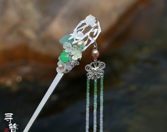 Chinese style hair stick,hair pin,hair clip,hair accessories,gift for women