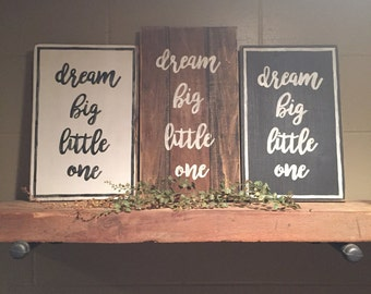 dream big little one Wall Decor