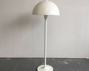 Vintage Danish Modern Dimmable Floor Lamp - 325 OBO - Free NYC Delivery!