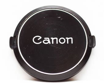Vintage Canon Front Lens Cap C-58mm 58 mm For FD FL Manual Focus Lenses