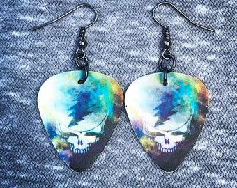 Grateful Dead Earrings