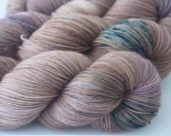 Swindern Sock 'Bark' Hand Dyed Yarn