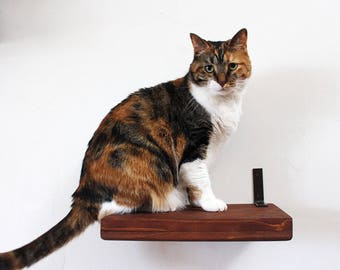 """12"""" Solid Cat Shelf - Free US Shipping*"""