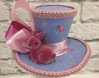 Easter Parade Mini Top Hat, Easter Hat