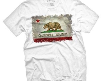 Fifty5 California Republic Men's T Shirt