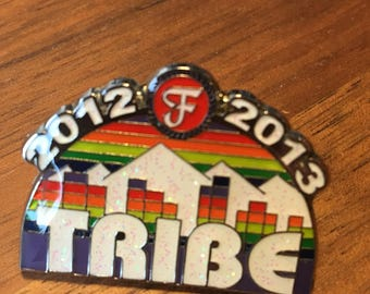 STS9 Fillmore 2012-2013 Hat Pin #28/100 Tribe Colorado CO