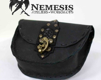 Noble pouch - small - noir