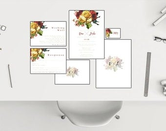 Wedding Package // Roses