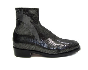 Bolt Boots Glam boots Bowie