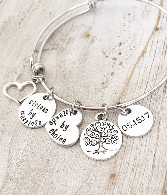 Sister Wedding Gifts: Gift For Sister In Law Wedding Gift For Sister In Law Gift