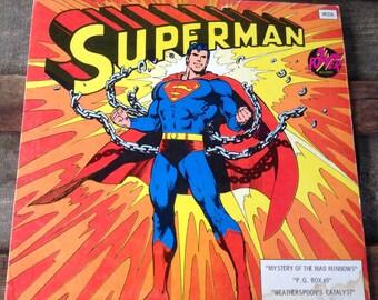 Superman - vinyl record