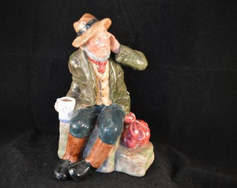 ROYAL DOULTON figurine Owd Willum - HN2042 - c1949 - Retired