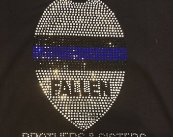 Closeout-Fallen Officer -  Brother & Sisters-SALE