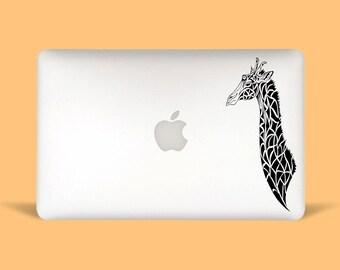 Giraffe - Computer Decal
