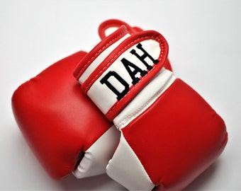 Baby  Muay Thai boxing gloves /  Personalized baby boxing gloves