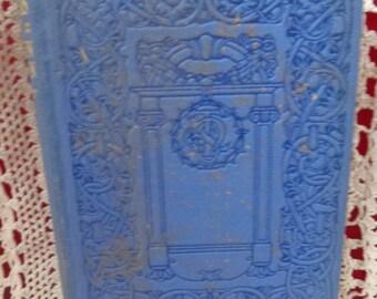 Vintage The Letters Of Dr John Brown Antique Book Vintage Dr John Brown Vintage Book Blue Book