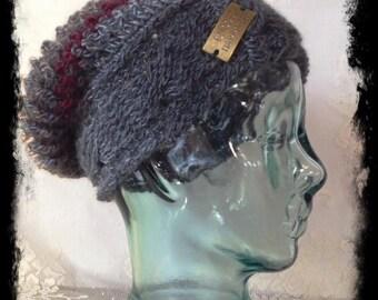 Vegan Women's hats, slouchy beanie hat,hipster hat,  women, slouchy hat, beanie hat, slouchy beanie, slouchy knit hat