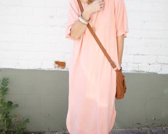 Clearance Linen/Rayon summer dress 15.99