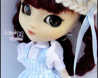 Set Cute Gilrs to blythe and pullip