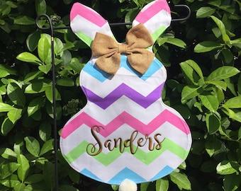 Easter garden flag Etsy