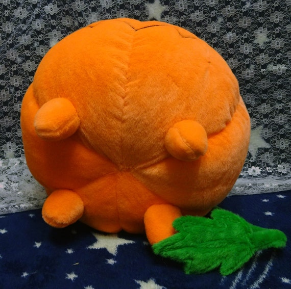 Steven Universe inspired 30 cm diameter Pumpkin plushie