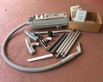 Vintage Electrolux Diamond Jubilee Canister Vacuum