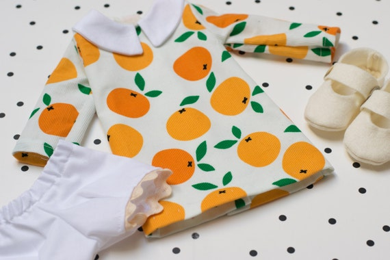 Corduroy Clementine Dress
