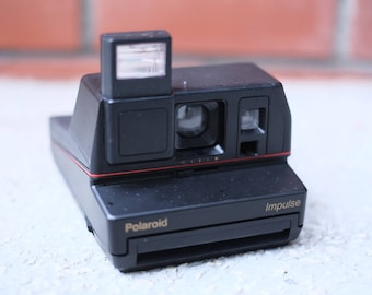 Polaroid Impulse Vintage Polaroid Camera - Working Condition