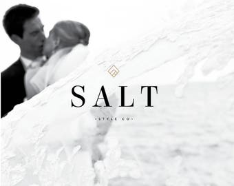 Salt Style Ready-Made Brand Design - Custom Logo Design, Curated Brand and Print Assets, and Media Suite for Modern Brands and Influencers