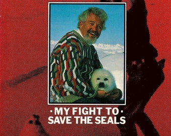 ISBN 0413423506 , Red Ice - My Fight To Save the Seals (Hardcover) Brian Davies 1st Edition 1989