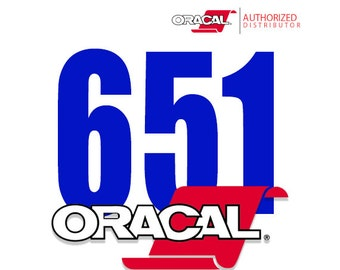 "12"" x 24"" / 1-sheet Oracal 651 - Orafol - Outdoor Vinyl - Craft Vinyl - Decal Vinyl"