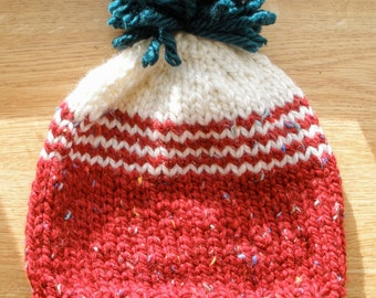 Speckled Chunky Hat