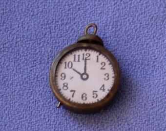 Vintage Barbie Skipper Ken Dolls Alarm Clock, Near Mint
