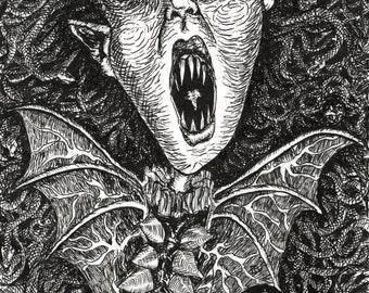Medusa-Bat