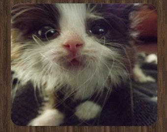 Trooper Kitten Mousepad