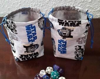 Star Wars D&D Dice/Stash Bags