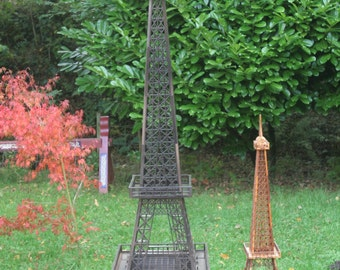 Laser cut Eiffel Tower 3mm Ply wood kit